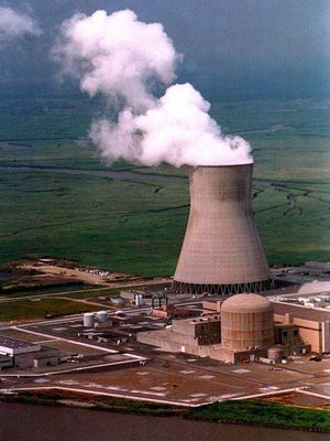 The Hope Creek reactor at the Salem Nuclear Generating Complex in Lower Alloways Creek.