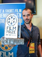 Director Matteo Servente was the winner of the 2017 Memphis Film Prize.