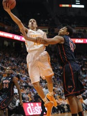 Darius Thompson started in 10 games during his freshman