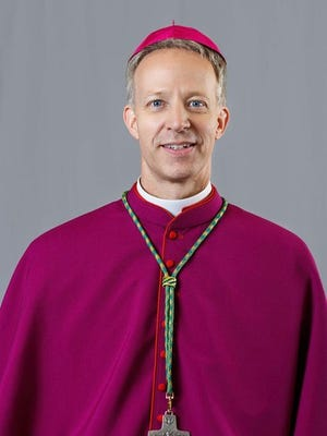 Most Rev.William A. Wackis bishop of Pensacola-Tallahassee and moderator of the Prison Ministry Committee.