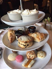 BUCKET LIST You can have High Tea in the Green Room most any afternoon at the Hotel du Pont in Wilmington.
