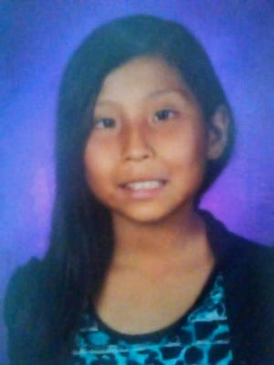 Ashlynne Mike, 11, was abducted May 2, 2016. Her body was later found in the desert.