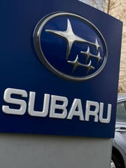 Subaru, with headquarters in Cherry Hill, was ranked 45th on a list of 100 firms with favorable reputations.