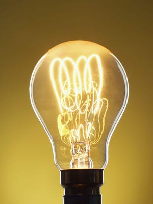 "Many entrepreneurs experience that inspirational ""light bulb"" but beware, some of those bulbs are dimmer than others."