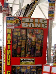 Fireworks have not been banned in Eddy County, which follows State of New Mexico guidelines on use and ignition of fireworks.