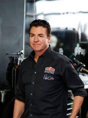 Papa John's pizza founder and CEO John Schnattter.