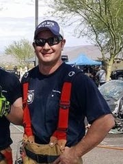 A Daisy Mountain firefighter, 37-year-old Luke Jones, died after an assault at a nightclub in west Phoenix on Jan. 21, 2017, officials said.