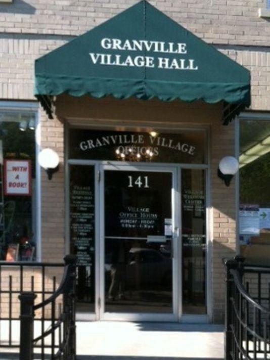 Village Hall close up
