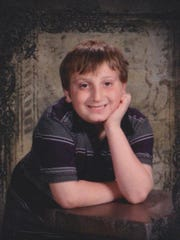 Ryan Magnotta, 10, has chronic pancreatitis. Brick police will hold a benefit basketball game next month to raise money for his medical bills.