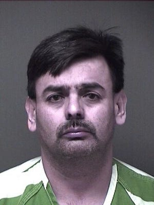Hector Calderon is charged with murder.