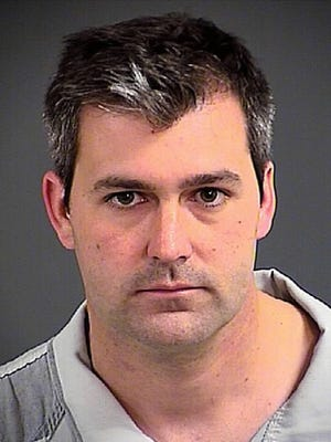 Michael Thomas Slager, downloaded from the Charleston County Sheriff's Office inmate search.
