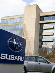Subaru is moving from Cherry Hill to Camden with the aid of some generous tax breaks.