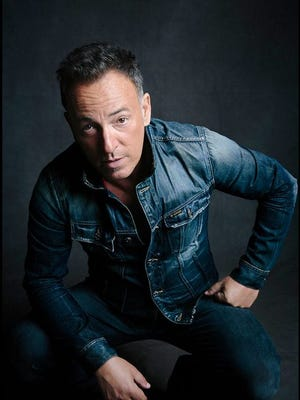Bruce Springsteen describes his new book, 'Outlaw Pete,' as an 'adult picture book.'