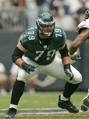 Eagles right guard Todd Herremans might miss time due to a sprained ankle.