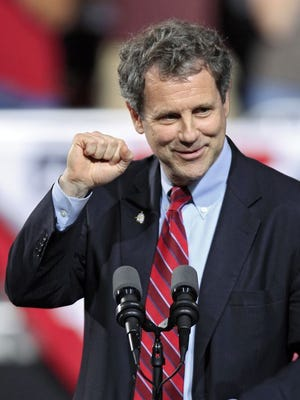 U.S. Sen. Sherrod Brown, D-Ohio, is co-sponsoring a bill meant to thwart tax-related identity theft. File/Associated Press