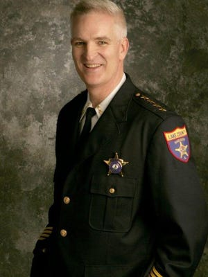 "Sheriff Mark Curran, Lake County, Ill., is among the leaders of a coalition of law enforcement, faith and business groups calling for immigration reform. The organization, called Bibles, Badges and Business, said it will unveil a ""jumbotron"" ad May 23, 2014, at the Indianapolis Motor Speedway calling for reform of immigration policies."