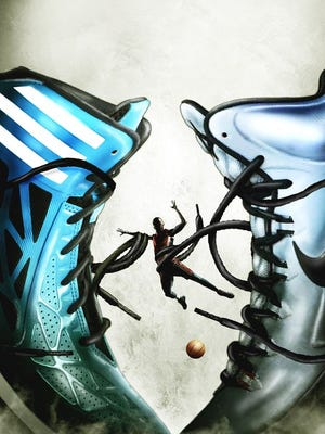 The big business of athletic shoes