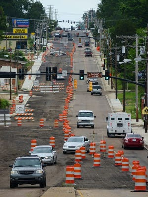 More money is needed to finish the Fortification Street reconstruction project.