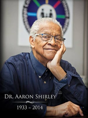 Dr. Aaron Shirley, a pioneering physician, will be remembered at 11 a.m. Saturday at the Jackson Medical Mall.