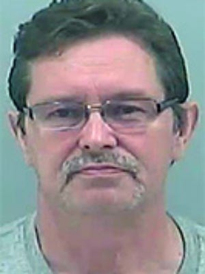 Randell Lee was arrested after being accused of killing two people in a traffic crash on U.S. 23 and Ohio 229 on Wednesday, Aug. 20, 2014.