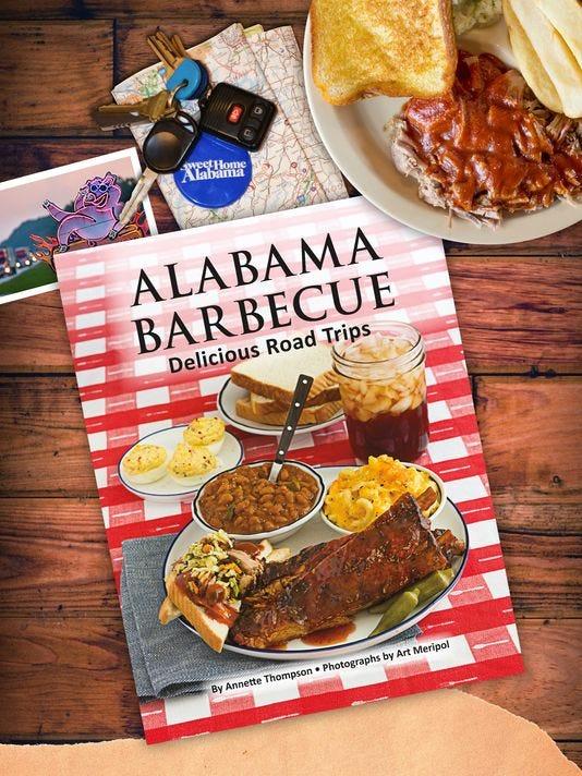 Alabama Barbecue book