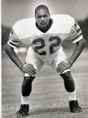 Pensacola's own Derrick Brooks was inducted into the Pro Football Hall of Fame on Saturday.