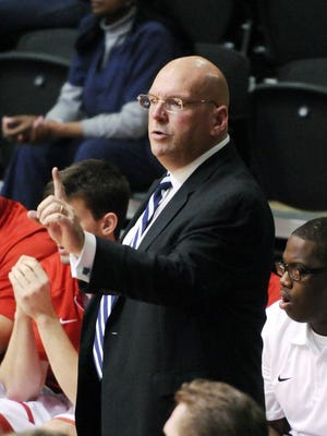 Jeff Bower is the new general manager of the NBA's Detroit Pistons.
