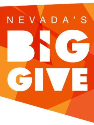 The fourth annual Nevada's Big Give will offer online donations to be made to charities throughout Nevada through 11:59 p.m. Thursday.