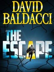 """""""The Escape"""" by David Baldacci"""