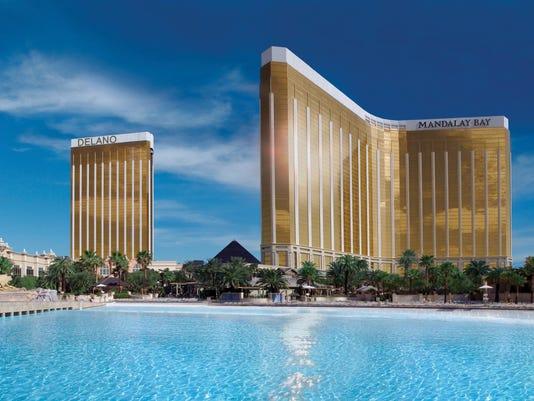 K Inside 3 New Las Vegas Hotels