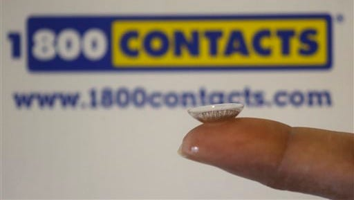 Utah state attorneys have asked an appeals court to clear the way for a contentious law that bans price fixing by contact lens makers and could have wide-ranging implications for the $4 billion industry.