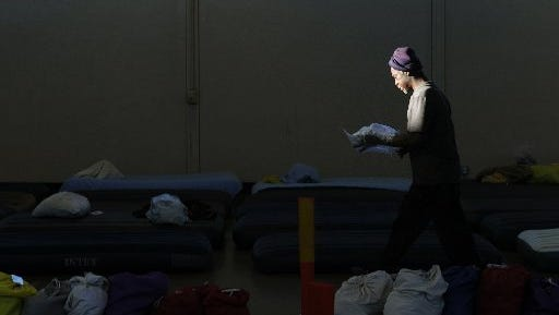 The winter shelter is set to open in Oxnard on Tuesday.