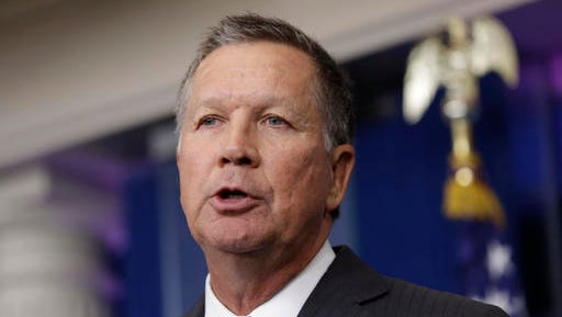 Ohio Gov. John Kasich hasn't said if he will sign what would be one of the nation's most stringent abortion restrictions.