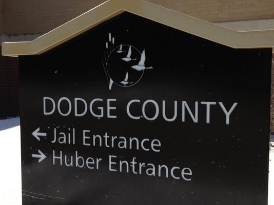 DOdge County jail sign.JPG