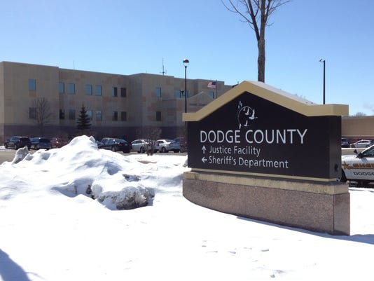 Dodge County Courthouse sign.JPG