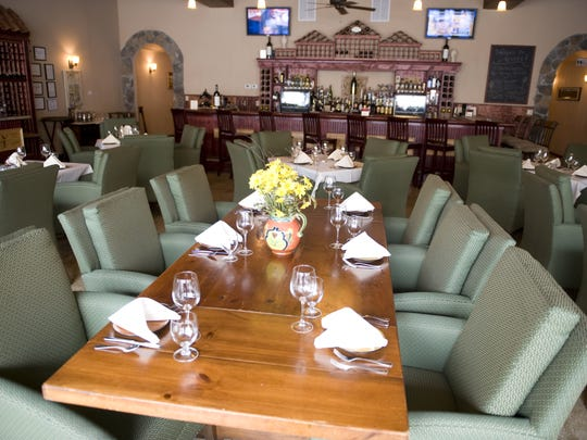 Annata Wine Bar in Hammonton offers 10 types of New Jersey wines.