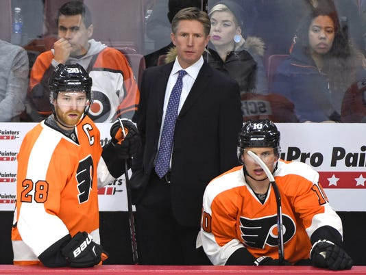 NHL: Anaheim Ducks at Philadelphia Flyers