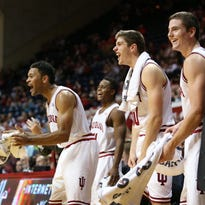 Indiana finished second in the Big Ten in per-game attendance last season.