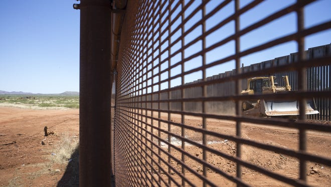 The American Institute of Architects' Southwest chapters oppose President Donald Trump's proposed border wall.