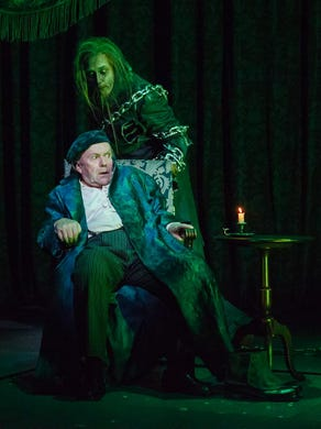 Actors Theatre of Louisville refreshes 'A Christmas Carol'