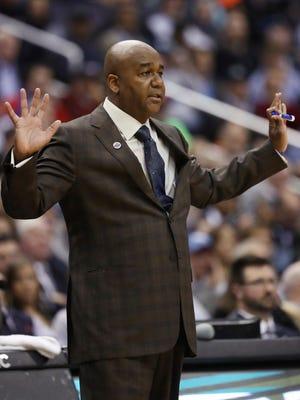 John Thompson III's team lost to Arkansas State on Thursday.
