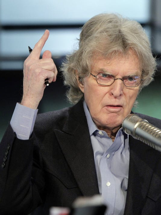 Don Imus Controversial Radio Personality Is Calling It A Career