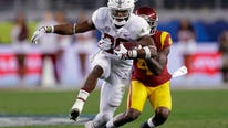Bryce Love easily could have decided to enter the NFL draft after rushing for more than 2,000 yards last season and finishing as the Heisman Trophy runner-up