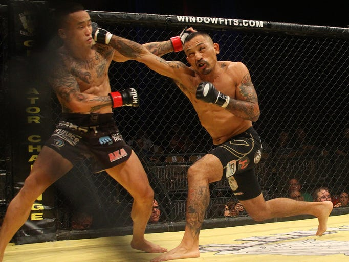 TRU-MMA gym was dominant in the Gladiator Challenge,