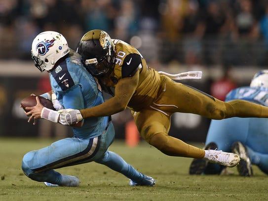 Los Jaguares de Jacksonville mantuvieron neutralizada