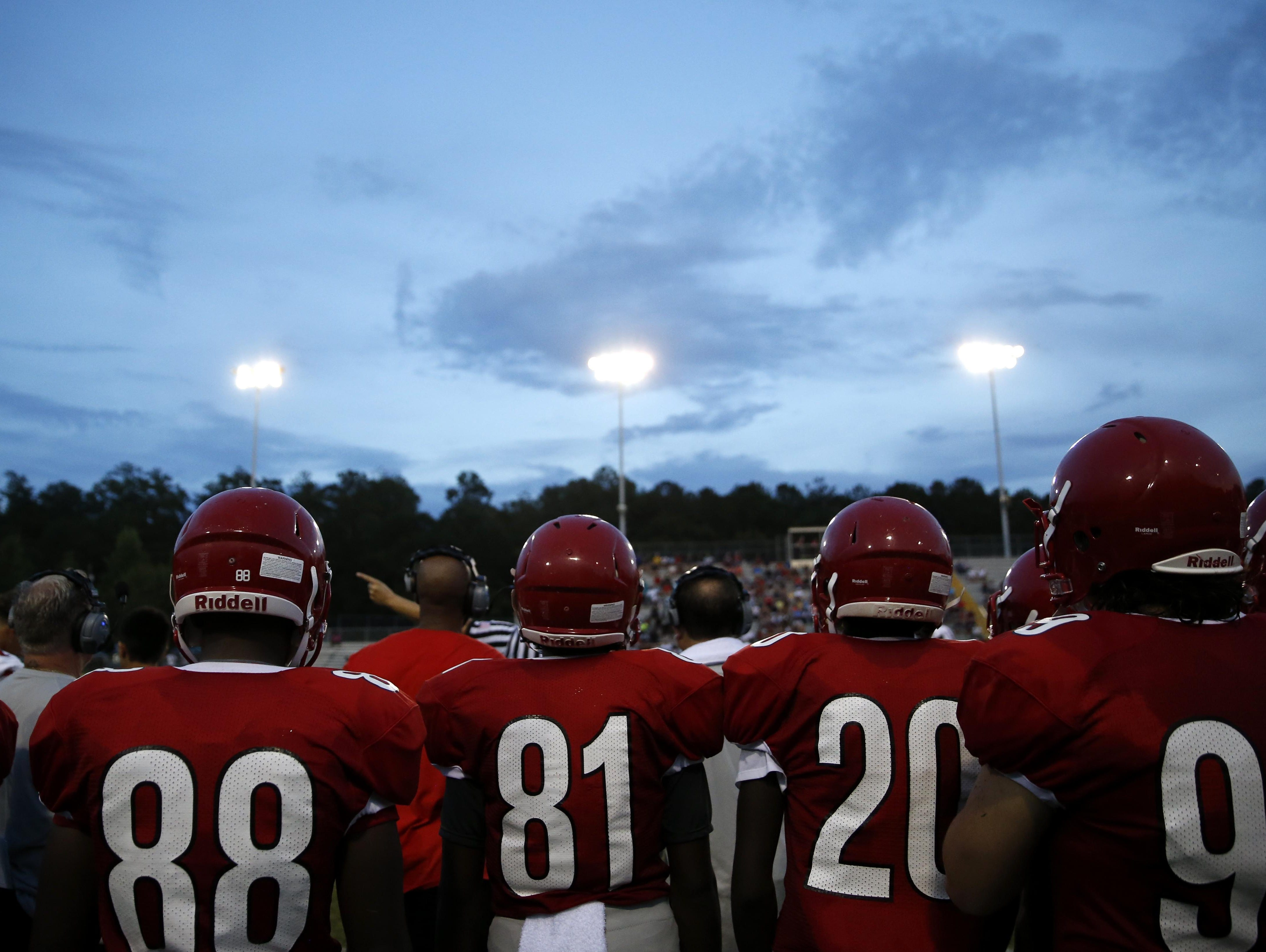 High school football playoffs start Friday night with 11 local teams in action.