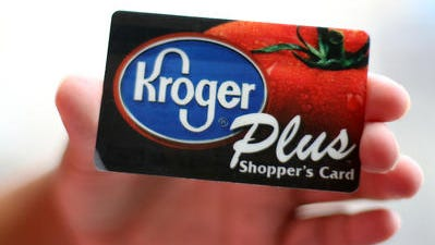 Kroger is the nation's largest supermarket chain.