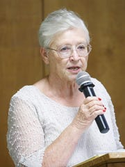 State Sen. Judy Burges, R-Sun City, has introduced Senate Bill 1468, which would suspend Arizona's participation in the refugee resettlement program indefinitely and impose a fine of $1,000 a day per refugee on any charity or other group that provides services to refugees.
