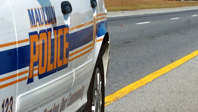 Mauldin police responded to a gas leak Wednesday on West Butler Road.