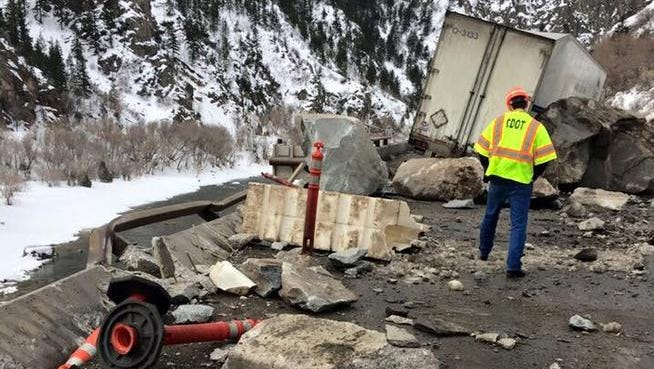 Interstate 70 through Glenwood Canyon fully reopened Tuesday following a February rockslide that prompted weeks of lane closures and long delays for motorists.
